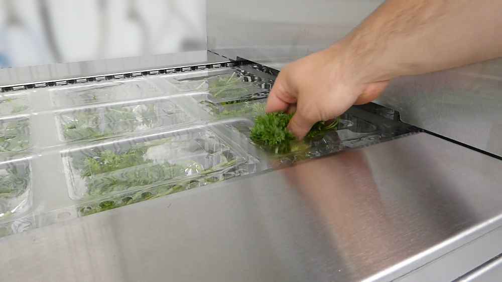 Herbs packaging